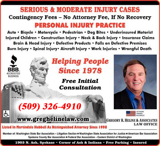 Spokane, WA personal injury attorney / personal injury attorney Spokane, WA